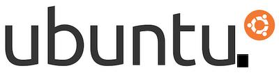 Logo ubuntu nouvelle police de caractère