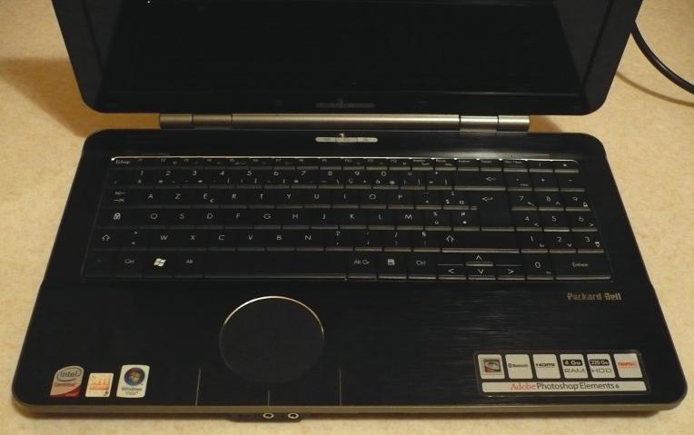 Packard Bell TN65-M-007 FR